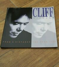 Cliff Richard ' From A Distance ' 1990 Tour Programme