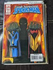 Friendly Neighborhood Spiderman #7 (2006 vol 1) Marvel Comics 1st app El Dorado