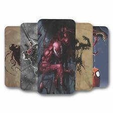For Samsung Galaxy S8 Flip Case Cover Marvel Venom Collection 2