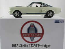 Acme 1965 Shelby Mustang GT350 Prototype w/Blue Vinyl Top A1801818
