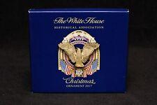 New White House Historical Xmas Christmas Holiday Tree Ornament 2017🎄🇺🇸