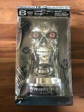 Terminator 2: Judgment Day Endoskull (Limited Edition Blu-ray 6-Disc Set)~(NIB)