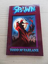 Spawn  . Book 1 . TPB Reprint 1 - 5 .Image 1995 . FN +