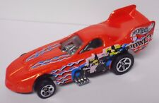 2000 Hot Wheels Speed Blaster Firebird Funny Car #037-Metallic Orange Paint