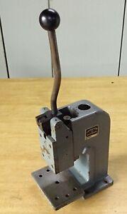 STEINEL PHK 8 Handhebelpresse Kniehebelpresse Tisch Presse 16 kg Hebelpresse