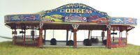 Funfair Dodgem Ride NQ1 UNPAINTED N Gauge Scale Langley Models Kit 1/148