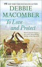 To Love and Protect: Shadow Chasing & For All My Tomorrows by Debbie Macomber PB