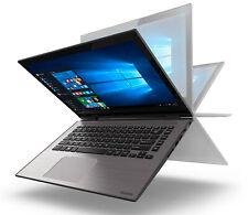 "Toshiba Radius 14"" Convertible Touchscreen Laptop AMD A8-7410, 8GB RAM 128GB SSD"