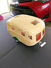 Calico Critters Caravan Family Camper Bathroom Kitchen with extras very detailed