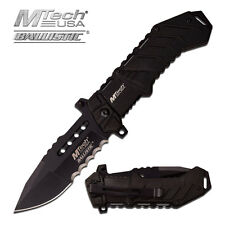 Coltello MTech USA Black Tactical MTA928BK Knife Messer Couteau Navaja