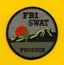 O28 * OLD SWAT PHOENIX AZ 2ND ISSUE JTTF FED AGENT POLICE PATC SOG HRT