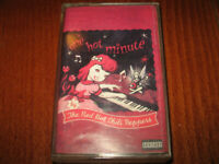 Red Hot Chili Peppers ONE HOT MINUTE MADE IN BULGARIA CASSETTE BG Edition 1998