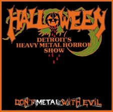 HALLOWEEN - DON'T METAL WITH EVIL  CD NEW