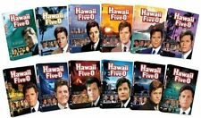 HAWAII FIVE-O THE COMPLETE SERIES SEASON 1-12 ON 72-DISC SEALED  NEW SEALED