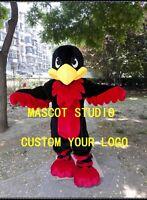 Halloween Hawk Mascot Costume Falcon Eagle  Anime Kit Theme Dress Carnival