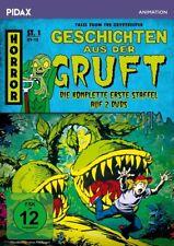 Geschichten aus der Gruft - Staffel 1 * DVD Grusel-Zeichentrickserie Pidax Neu