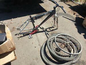 Rocky Mountain Slayer Bike Frame