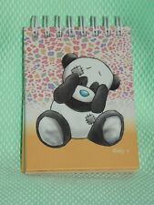 My Blue Nose Friends MINI BLOC NOTES à spirale *-* PANDA *-*   Me To You