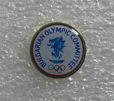 Rare Olympic pin NOC BULGARIA 2016 Generic used in PYEONGCHANG 2018 S.KOREA