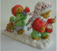 Cherished Teddies -Lyndell and Kinsley - Join Our Holly, Jolly Jamboree #4042549