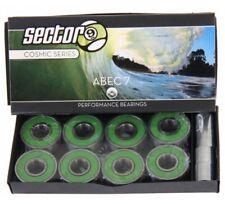 Sector 9 COSMIC SERIES ABEC 7 Performance Skateboard Longboard Bearings