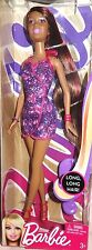 BARBIE HAIR-TASTIC DOLL BROWN AND RED LONG LONG HAIR *NEW*
