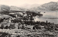 R242737 Loch Lomond and the Hotel. Tarbet. A9300. Valentines. RP