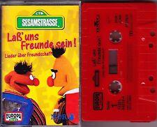 MC Sesamstrasse - Laß´ uns Freunde sein! - EUROPA mini