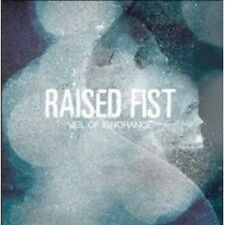 "RAISED FIRST ""VEIL OF IGNORANCE"" CD NEW+ HEAVY METAL"