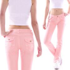 Jeans coupe droite pour femme
