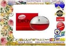 DKNY RED DELICIOUS 100ML EDP PERFUME WOMEN SP NEW I/B 100% GENUINE FREE SHIPPING