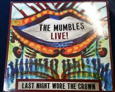 The Mumbles Live! - Last Night Wore the Crown (CD Album)
