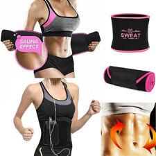 Sweat Fat Burner Waist Trimmer Trainer Belt Weight Loss Workout Neoprene Shaper