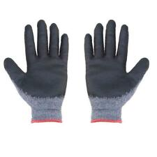 Adult Cut-Resistant Gloves Anti-Cutting Safety Glove Latex Coated Working Gray A