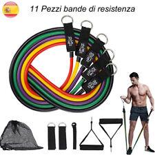 Bandas elásticas de resistencia - Pull Up ejercicio fitness entrenamie Pilates