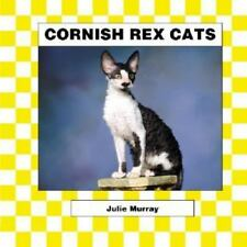 Cornish Rex (Checkerboard Animal Library: Cats)-Ex
