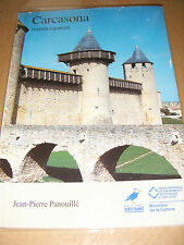 Carcasona Jean-Pierre Panouillé Viollet le Duc guide en espagnol