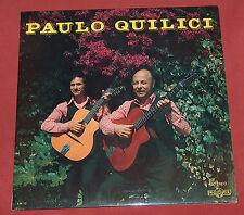 PAULO QUILICI LP AVEC PIERRE QUILICI RICORDIU  DEDICACE  CORSE
