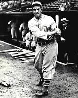 1920s Philadelphia Athletics AL SIMMONS Vintage 8x10 Photo Baseball Print