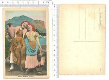 """Costumi Siciliani """"all'acqua"""" - f/p animata  - 19639"""