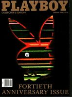 Playboy Magazine January 1994 Collector's Edition - 40th Anniversary Issue GIFT