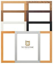 New Photo Frames Wood Effect Frames Poster Frames A1 A2 A3 A4 A5 70X50CM 80X60CM