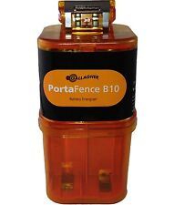 GALLAGHER B10 ENERGISER Includes Batteries 9v 12v 1km Fence Electric Fencing