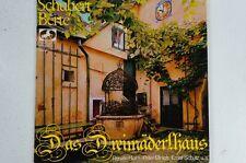 Schubert Berté Das Dreimäderlhaus Holm Minich Schütz Orchester Theater an(LP31)