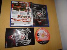 Videogiochi Mortal Kombat sony playstation 2 multigiocatore