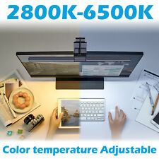 LED Screen Bar Light USB Computer Monitor Eye-Caring Reading Desk Lamp Dimmable