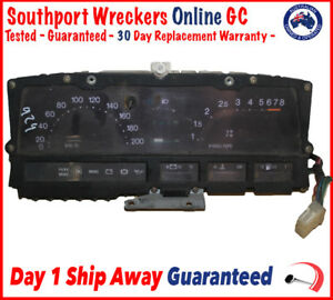 Genuine Mazda 929 80-97 Instrument Speedo Cluster Unknown Kms - Express