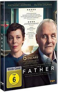 THE FATHER MIT ANTHONY HOPKINS NOMINIERT FÜR 6 OSKARS DVD DEUTSCH