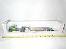 John Deere White WC Truck With Lowboy Trailer By SpecCast 1/50th Scale