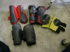 Roma Millers & Pro Equine Padded Splint/Cushion Boots 4 Pair